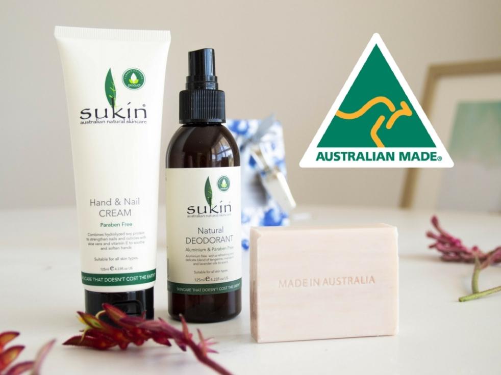 Produkty australijskie