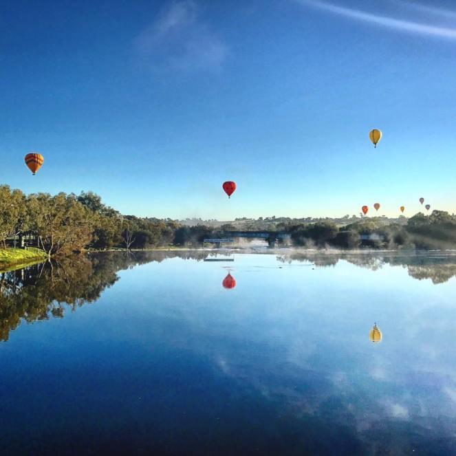 Balony w Northam