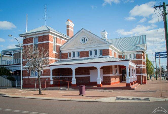 Northam blog o Australii