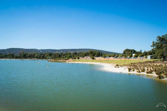 Jezioro Australia