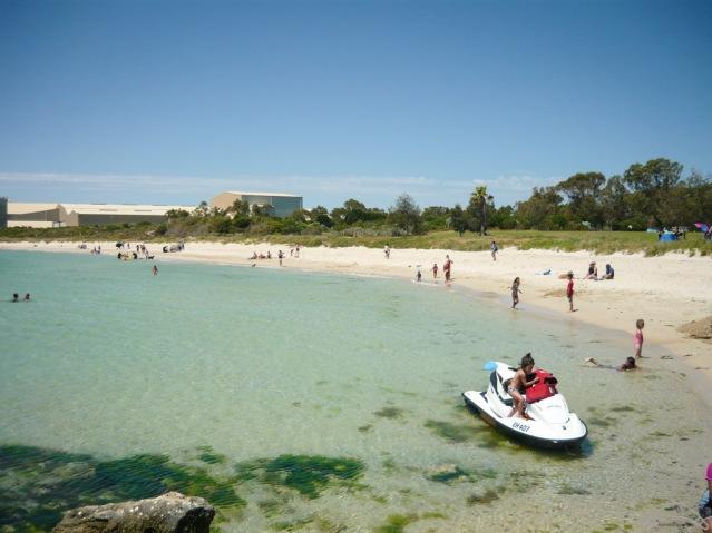 plaża australia