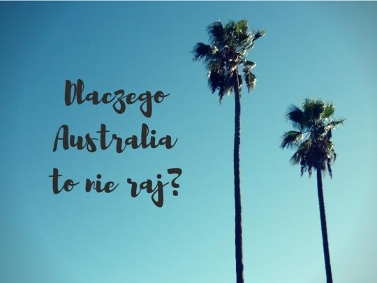 czy Australia to raj