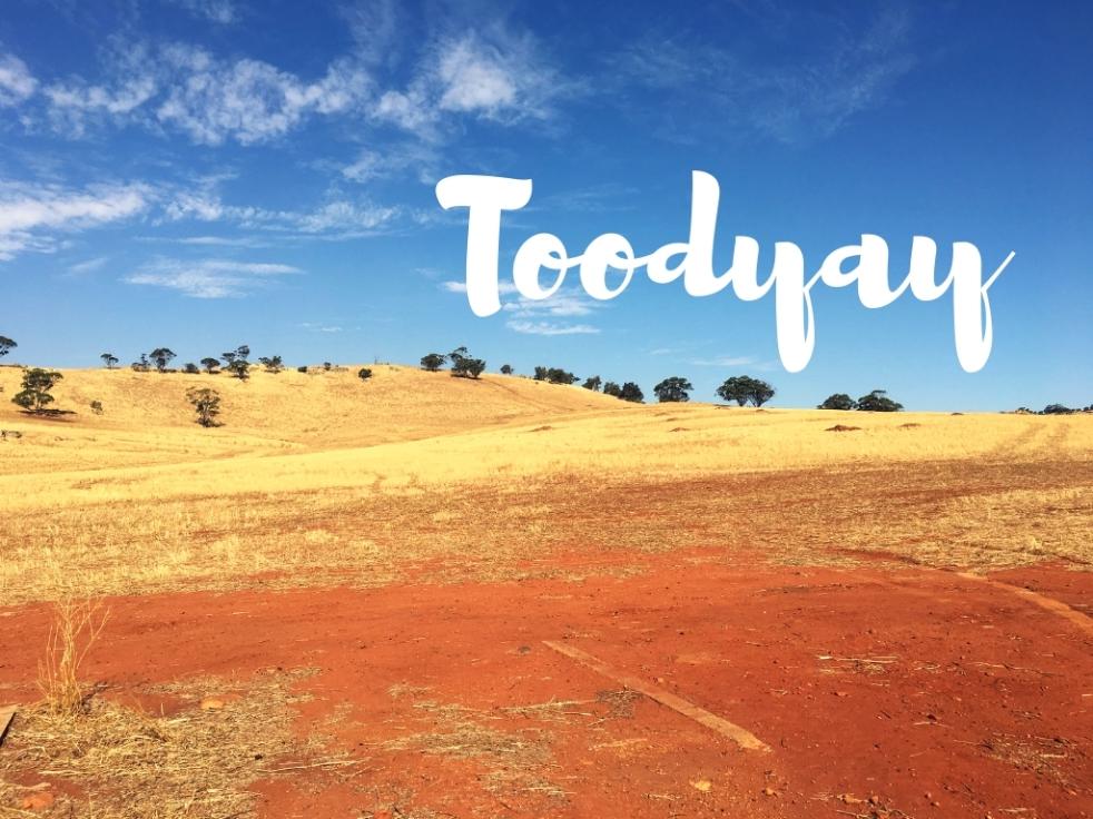 Toodyay Australia blog