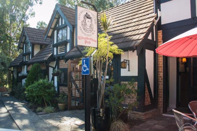 Elizabethan Pub Armadale