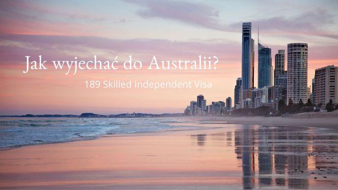 Wizy do Australii dla Polaków