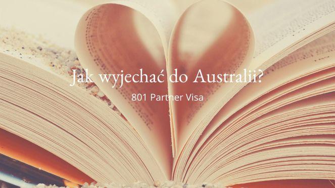 Australia Partner Visa