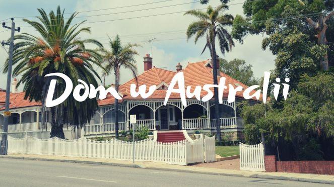 Koszt utrzymania domu w Australii