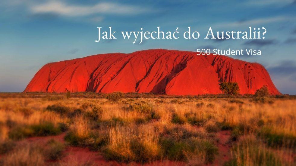 Wiza studencka do Australii