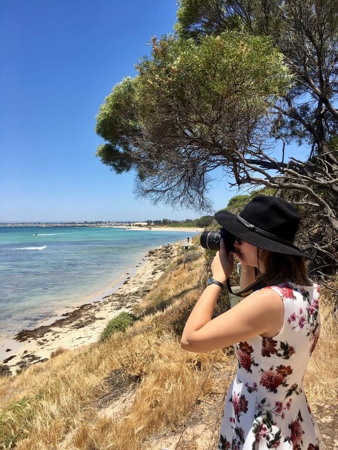 Blog o Australii Weronika o mnie
